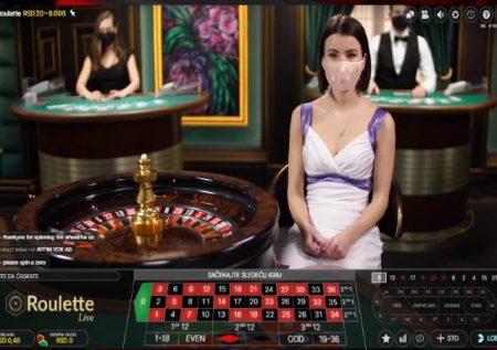 Roulette Live – furahia ruleti moja kwa moja kwenye gemu za kasino!