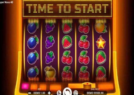 Fruit Super Nova 40 – sloti bomba sana ikiwa na muundo wa kipekee sana