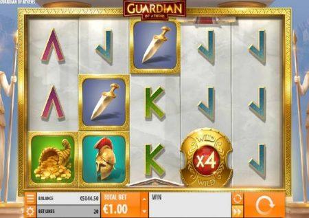 Guardian of Athens – Athens ikiwa kama chanzo cha bonasi kubwa sana za kasino