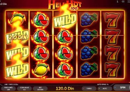 Hell Hot 100 – raha ya kushangaza ya gemu ya kasino