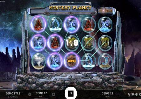 Mystery Planet – uhondo wa sloti kwenye sayari mpya