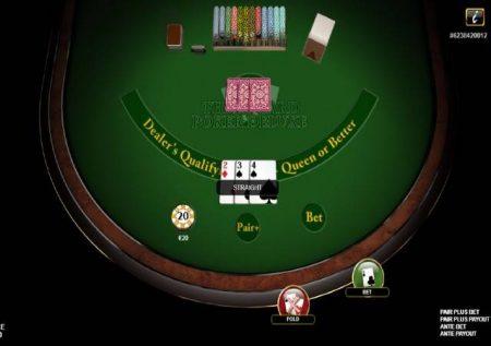 Three Card Poker Deluxe – jaribu poka ya karata 3