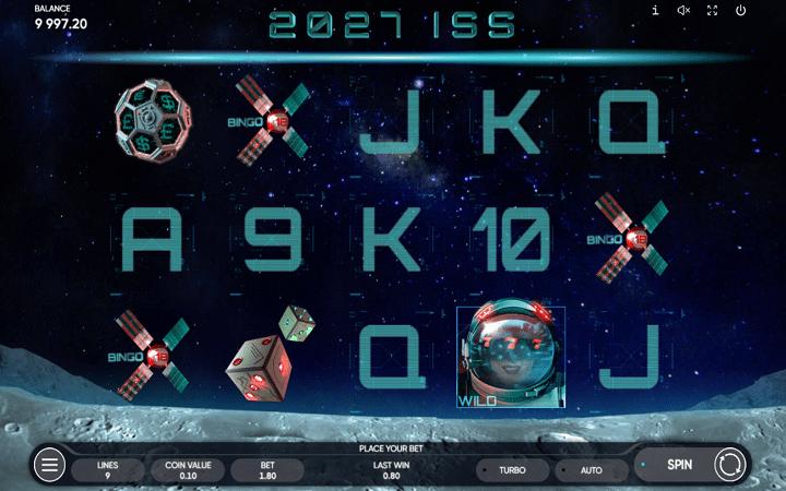 Mpangilio wa sloti ya 2027 ISS
