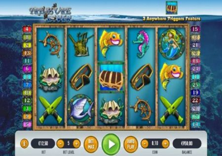 Treasure Dive – bonasi za kasino zimefichwa kwenye kina cha bahari