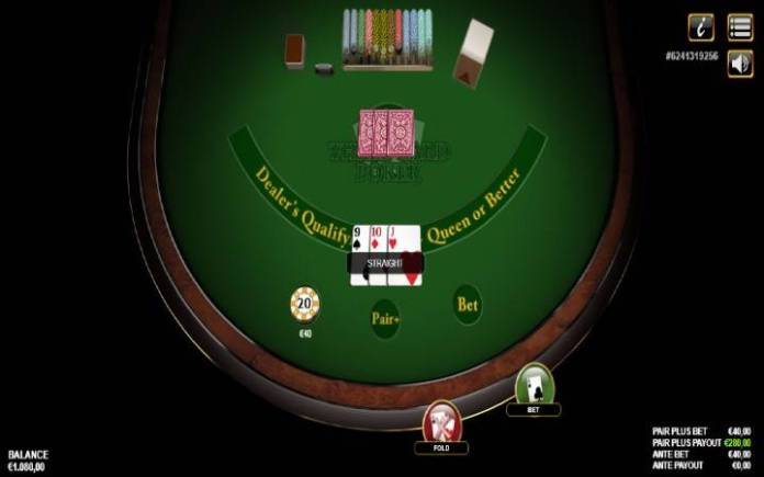 Kenta - Three Card Poker