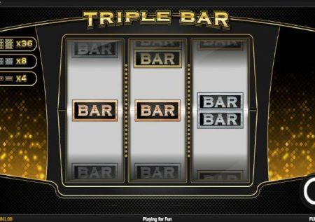 Triple Bar – raha kubwa ya kasino kwenye sloti bomba mpya