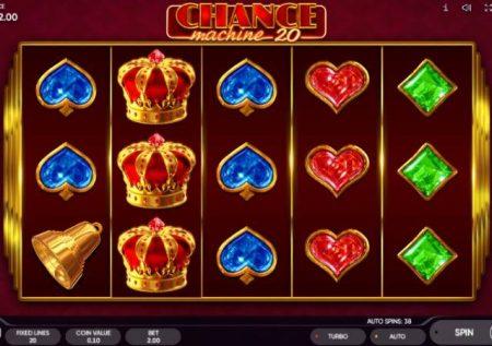 Chance Machine 20 – toleo jipya la gemu ya zamani