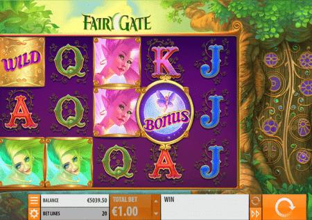 Fairy Gate – sloti inavumbua msitu wa ajabu wa elf