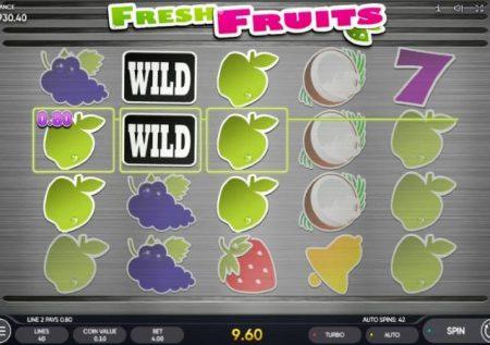 Fresh Fruits – matunda mazuri sana na uhondo wa sloti