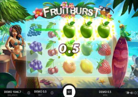Fruit Burst – mlipuko wa matunda ya bonasi ya kasino