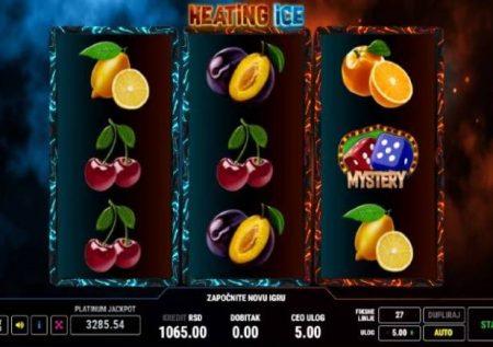 Heating Ice – moto na barafu vinaleta raha kubwa sana