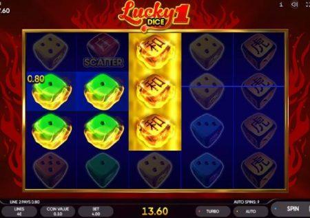 Lucky Dice 1 – cheza kamari kwenye bonasi ya kasino
