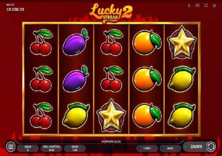 Lucky Streak 2 – sloti bomba sana ya miti ya matunda isiyozuilika.