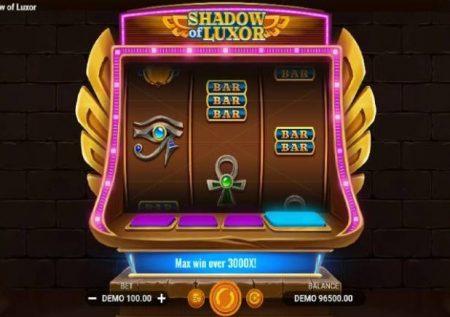 Shadow of Luxor – Misri ya kale na bonasi za kasino