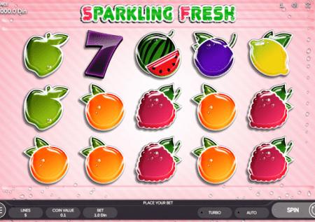 Sparkling Fresh – raha kubwa kwenye sloti bomba sana