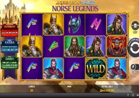 Age of the Gods Norse – Norse Legends