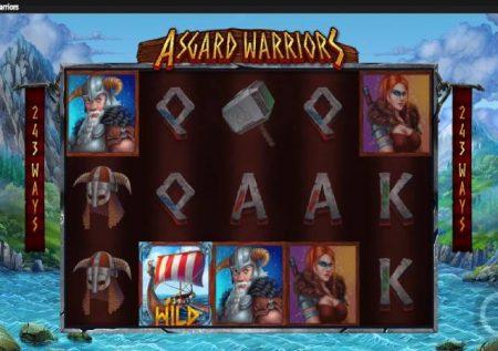 Asgard Warriors – pigana mtandaoni ukiwania bonasi za kasino