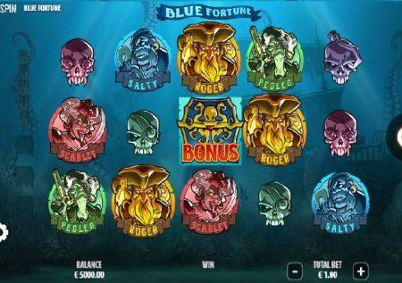 Blue Fortune – sloti ya kasino yenye mada za maharamia!