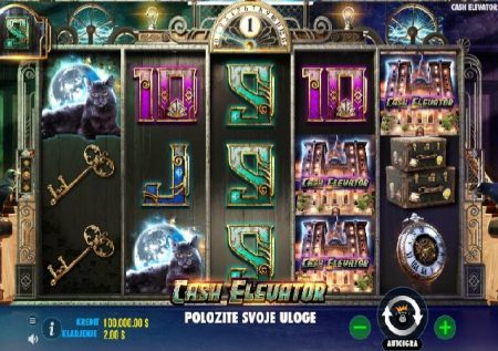 Cash Elevator – panda lifti kuifuata bonasi ya kasino!