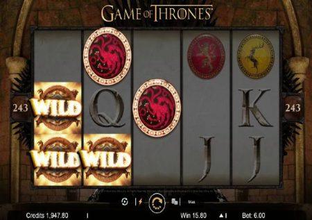 Game of Thrones 243 Ways – safu maarufu kwenye sloti