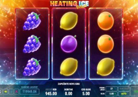 Heating Ice Deluxe – sloti ambayo inaunganisha visivyounganika