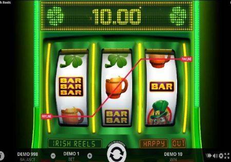 Irish Reels – leprechaun anakuletea bonasi za kasino
