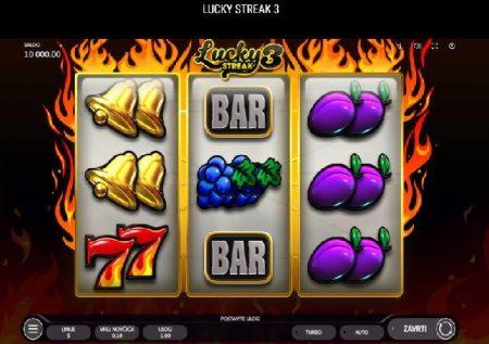 Lucky Streak 3 – sloti bomba sana ya matunda ya hadithi za kale