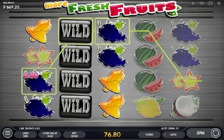 More Fresh Fruits - jokeri