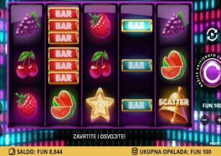 Party Fruits – sherehe ya matunda ya kasino mtandaoni