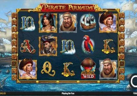 Pirate Armada – gemu ya kasino yenye mada ya haramia