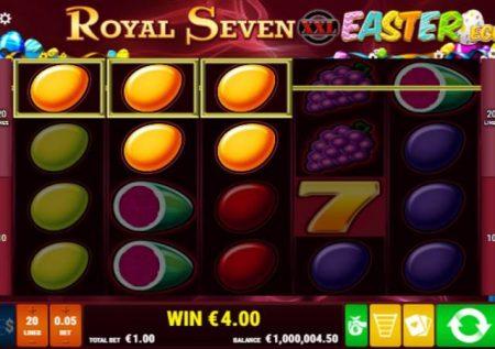 Royal Seven XXL Easter Egg – sherehe ya sikukuu