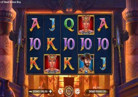 Temple of Dead Bonus Buy – bonasi kubwa sana za kasino