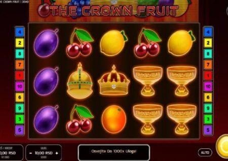 The Crown Fruit – sherehe ya matunda yenye mtindo wa kifalme