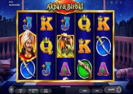 Akbar and Birbal – gemu ya kasino yenye bonasi za maajabu