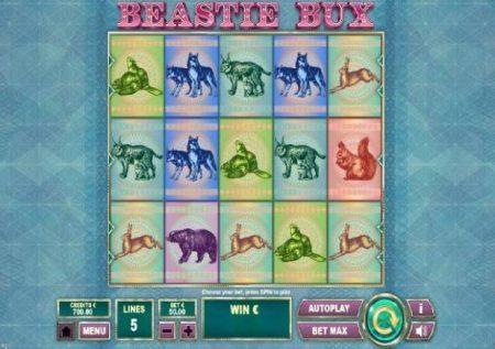 Beastie Bux – fahamu mandhari ya ardhi ya Amerika kule nyikani