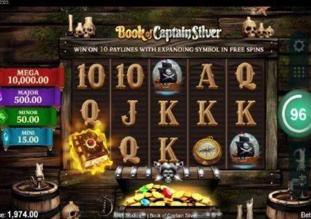 Book of Captain Silver – simulizi kutoka kwenye mfululizo wa kitabu