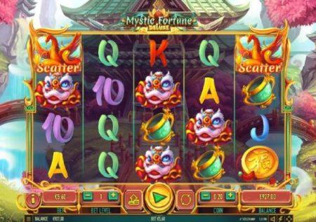 Mystic Fortune Deluxe – ifahamu zaidi China ya kale